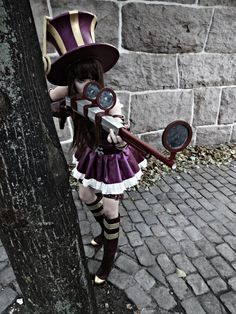 League of Legends - Caitlyn Cosplay.