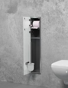 Bathroom Design Luxury, Bathroom Design Small, Modern Bathroom, Bathroom Niche, Small Bathroom With Shower, Bathrooms, Bad Inspiration, Bathroom Inspiration, Toilet Design
