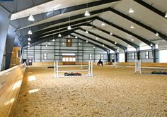 Horse Barn Design, Riding Arena Design | B Builders PA, DE, MD, NJ This one!  I want this one!
