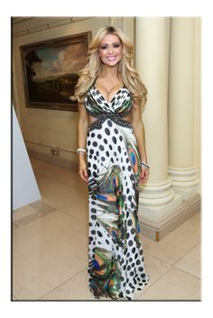 Designer dress available in most UK sizes. Contact me for size & price guides.
