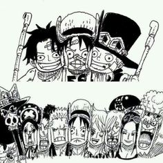 We are nakama ♡ one piece