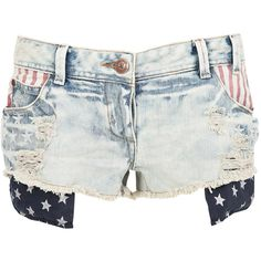 Soul Cal Deluxe Stars   Stripes Hotpants - Saw these and fell in love! e235938d63a
