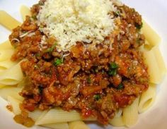 Make and share this Bolognese Sauce recipe from Food.com.
