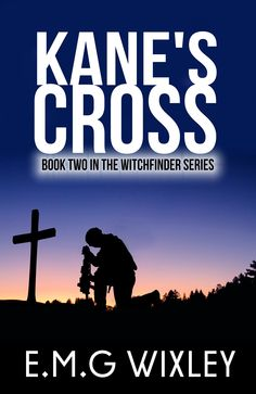 Kane's Cross: Witchfinder (Book Two in the Witchfinder Series Horror Books, Mystery Novels, Fantasy Books, I Love Books, Paranormal, Audio Books, Psychology, Fiction, Author