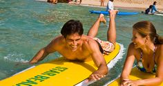 Learn to surf in Waikiki!