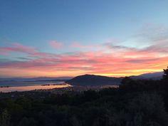 Lefkada early this morning #lefkadaslowguide #lefkadazin #lefkada #lefkas #morning #island #colours #beauty #mountain #paradise #greece #spring