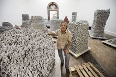 Anish Kapoor: Maverick let loose in art's hall of fame - Profiles - People - The Independent
