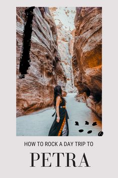 Only get one day to visit Petra? It's doable! Here's to how to plan and make the most out of your trip to Petra in a day, including several ways to get there and tips to help the planning stages of your trip to Jordan a breeze!  #Petra #Jordan #Amman #MiddleEast #Travel #Guide #WadiMusa #Wanderlust