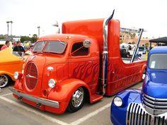 Um Ford Coe Truck ano 1938 super customizado | Planeta Automotivo