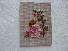 Cross Stitch Alphabet, Cross Stitch Patterns, Oui Oui, Needlepoint, Elsa, Crochet, Kids, Cross Stitch Embroidery, Cross Stitch Silhouette