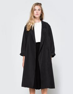 The Trench in Black, $625 USD from Need Supply Co.