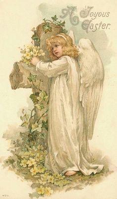 Have a joyous Easter!  Vintage picture