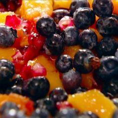 Antioxidant Fruit Salad By Nigella Lawson