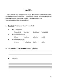 Olvasóka 1-2. évfolyam számára Home Learning, Grammar, Worksheets, Sheet Music, Literature, Teaching, School, Children, Life