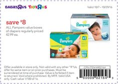 Check out offers from Babies R Us using GeoQpons app on your phone. Visit www.geoqpons.com