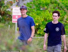 Sweaty Javanka are full of smiles after both enjoying workouts in the Miami heat near their luxury apartment