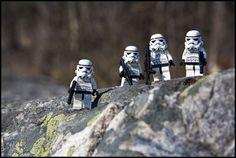 Lego Star Wars - Stormtroopers