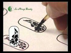 Роспись ногтей 2 -