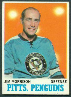 Pens Hockey, Hockey Cards, Baseball Cards, Nhl, Lets Go Pens, Ice King, Jim Morrison, Pittsburgh Penguins, Trading Cards