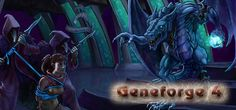 """Geneforge 4"" Developed by Spiderweb Software (2006)"