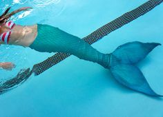 Custom Realistic Latex mermaid Tails. $475.00, via Etsy.  I can't believe these are real.. I've always wanted one lol..
