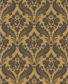 Graham & Brown Vintage Flock Wallpaper | 2Modern
