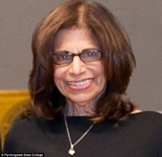 Tragic: Beheading victim Patricia Ward taught language arts for 28 years at Farmingdale State College in New York