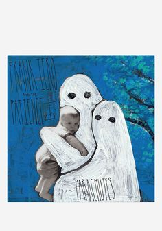 """FRANK IERO and the PATIENCE are set to release their second album 'Parachutes', produced by the legendary team that is Ross Robinson & Steve Evetts in Califor-nia earlier this year. """"It's a team that"""