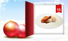 """Heute findet Ihr hinter dem Fenster unseres clever® Adventkalenders 2012 das 3. Weihnachtsmenü aus unserem """"clever® Kochbuch Weihnachten""""! Wie Ihr damit gewinnen könnt, erfahrt Ihr in unserem Onlinemagazin http://www.cleverleben.at/clever-magazin/post/2012/12/15/das-15-fenster-ist-offen.html"""
