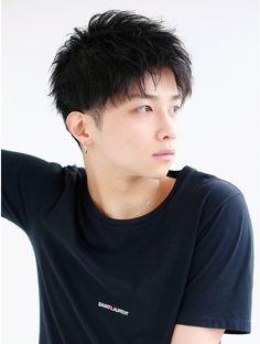 Korean Hairstyles Women, Asian Men Hairstyle, Modern Hairstyles, Wedding Hairstyles, Japanese Hairstyles, Asian Hairstyles, Asian Eye Makeup, Asian Eyes, Long Bangs