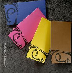 Hand made handpainted gift cash envelopes - buddha Fancy Envelopes, Budget Envelopes, Decorated Envelopes, Handmade Envelopes, Cash Envelopes, Paper Envelopes, Worli Painting, Sketch Painting, Envelope Art