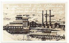 RP Elkton Colorado Cripple Creek District Mine 1920s Postcard