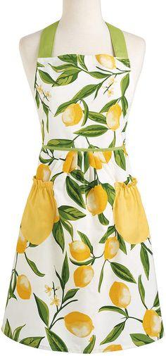 Lemon Bliss Apron