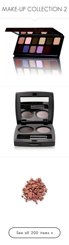 """""""MAKE-UP COLLECTION 2"""" by wanda-india-acosta ❤ liked on Polyvore featuring beauty products, makeup, eye makeup, eyeshadow, apparel & accessories, extreme neutrals, laura mercier, laura mercier eye shadow, laura mercier eye makeup and palette eyeshadow"""