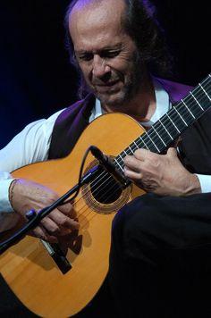 Paco de Lucia. (Concierto De Aranjuez - Listen here)