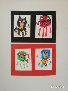 Käsiaskartelu supersankari