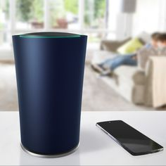 OnHub, Google's Wi-Fi router, is designed to alleviate the typical frustrations of buggy routers