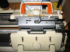 Toyota KS901 Knitting Machine