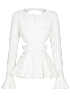 Party Time, Personal Style, Minimal, Ivory, Collection, Dresses, Fashion, Vestidos, Moda