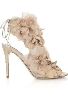 Perfect wedding shoe??