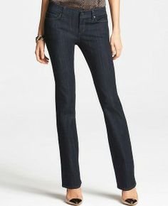 Modern bootcut jeans petite