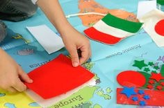 The Most Interactive Way To Teach Toddlers Geography