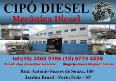 CIPÓ DIESEL Mecânica Diesel