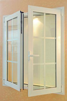 Fotos de puertas y ventanas de aluminio puertas templadas - Puertas de acordeon ...