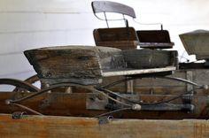 vintage buckboard seats | Buckboard Wagon Seats Photograph - Old American Buckboard Wagon Seats ...