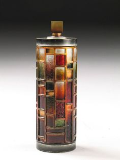 JAR, MOSAIC, DIA 10 X 32 H - Marco Polo - Antiques online -
