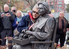 Halifax Shatters The 'Bronze Ceiling' By Creating Monument To Women