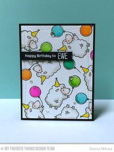 Happy Birthday to EWE | by donna mikasa