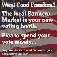 #gmo #votewithyourdollars #farmersmarket