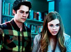 Teen Wolf - Stiles and Lydia in 6x20.